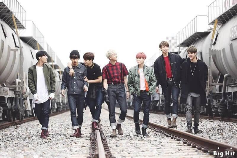 BTS I Need You