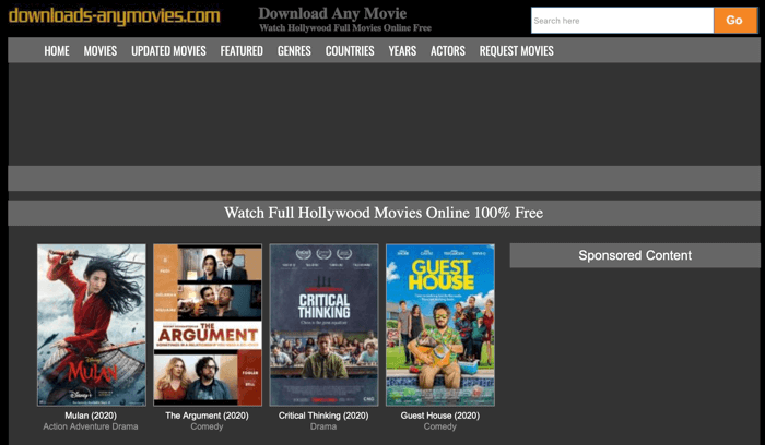 Download Any Movie