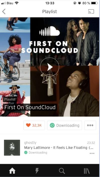 Download SoundCloud Music SoundCloud Go