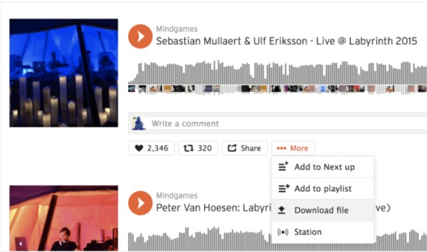 Download SoundCloud Music Web