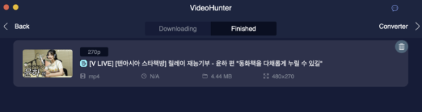 Download Vlive Video