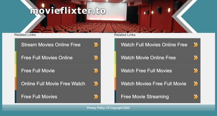 Movie Flixter