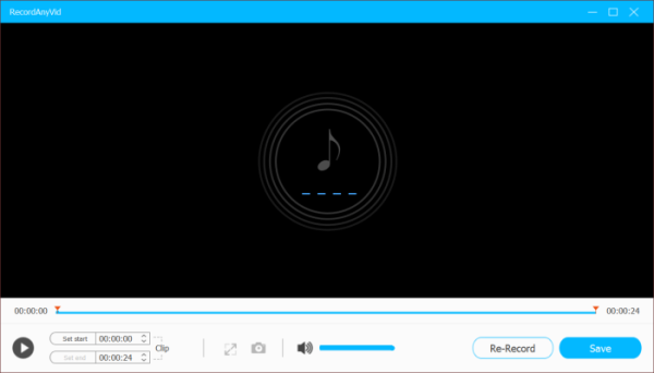 Save Dailymotion Recording to MP3