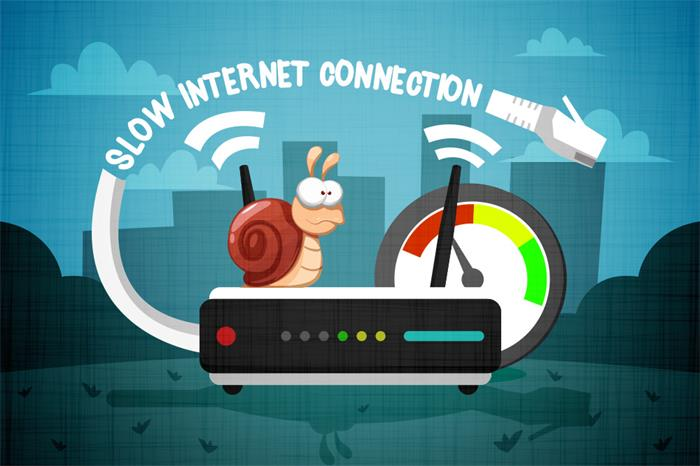 Slow Internet Connection