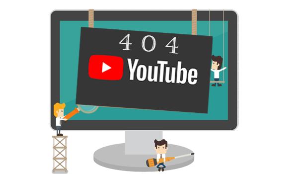 Solve YouTube Playback Error