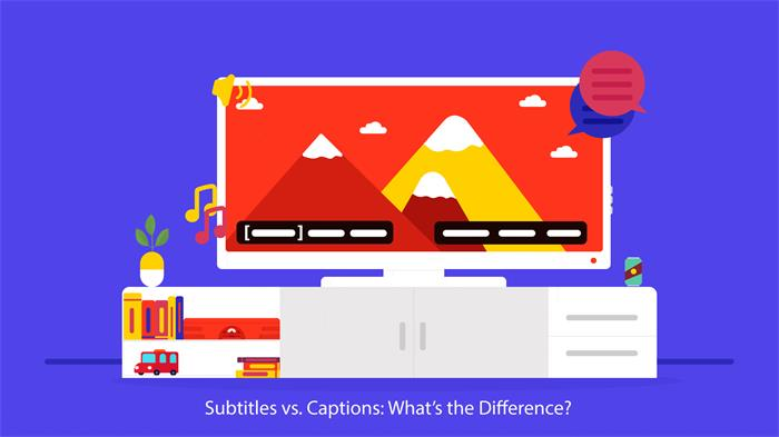 Subtitles vs Closed Captions