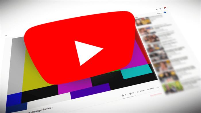 YouTube Coding Update