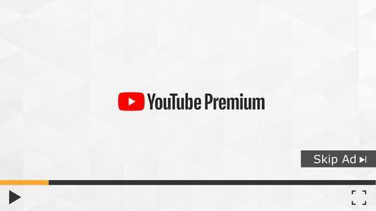 YouTube Premium Skip Ads